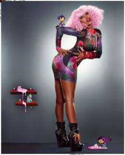 Nicki Minaj Poster #5 (24 x 17)