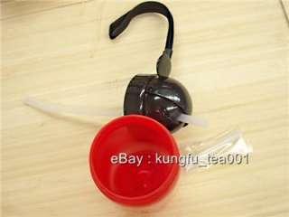 Disney Mickey Mouse Die Cut Water Bottle Flip Straw NEW