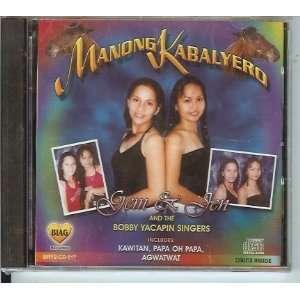 Kabalyero (Ilocano CD) includes: Kaawitan, Papa Oh Papa, Agwatwat