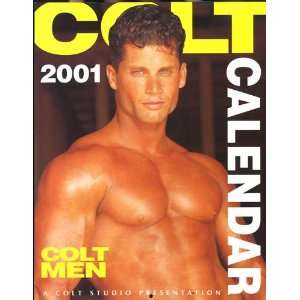 Colt Men Calendar 2001: Colt Studio:  Books