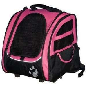 Pet Gear I GO2 TRAVELER 5in1 Dog Carrier Tote PINK