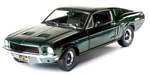 GREENLIGHT 12822 118 1968 FORD MUSTANG GT BULLITT STEVE MCQUEEN