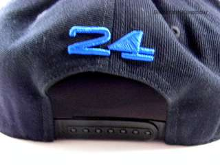 New Nike Griffey Swingman Black/Blue Snapback Hat Men