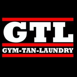 New Shore GTL GYM TAN LAUNDRY Funny Jersey Tee T Shirt
