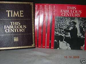 Time Life Books This Fabulous Century 1920 1970