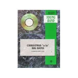 Christmas a la Big Band Conductor Score & Parts Sports