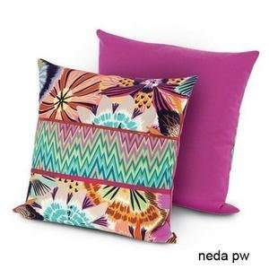 neda pw square pillow by missoni home: Home & Kitchen