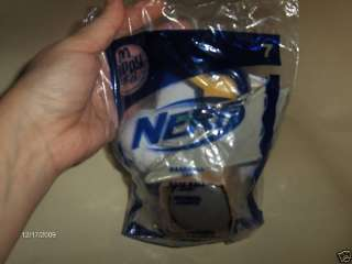 McDonalds Nerf Toy 7 Baseball Kids Happy Meal 2009