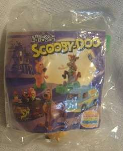 Burger King Happy Meal Toy Scooby Doo
