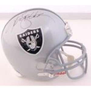 Ken Stabler Signed Helmet   Autographed NFL Helmets