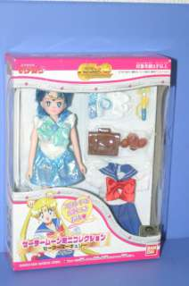 SAILOR MOON Mercury Mini Collection DOLL Figure BANDAI