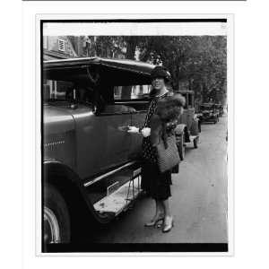 Historic Print (L) Mrs. James H. Thomson, 9/22/26