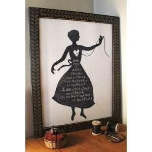 My Shadow   Cross Stitch Pattern: Arts, Crafts & Sewing