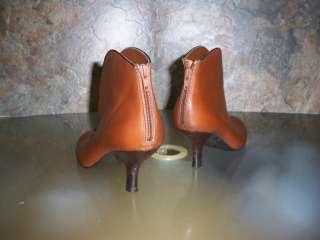 FRANCO SATRO L MIRAI Womens Fashion Ankle Pumps Boots/Shoes, Sz 8M US