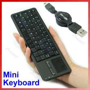 Mini Wireless Bluetooth Keyboard 56 keys For PC Laptop