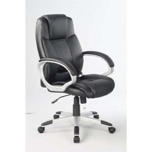FURINNO Hidup Boss High Back Ergonomic Leather Executive