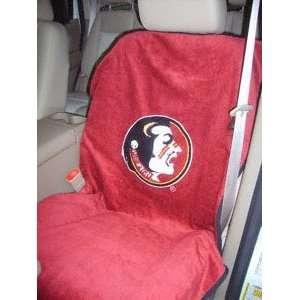 Florida State Seminoles Car Seat Cover   Sports Towel