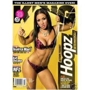 King Magazine: Hoopz (September 2008): KING Magazine