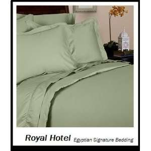 Royal Hotels 8pc California King size Bed in a Bag Solid