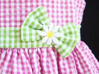 NEW Baby Girls PINK WATERMELON SURPRISE Dress 18M NWT