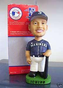 Ichiro Suzuki ~ 2001 Mariners ROOKIE Bobble Bobblehead
