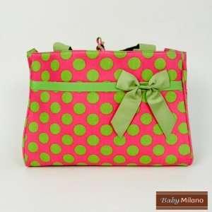 Polka Dot Diaper Bag Baby