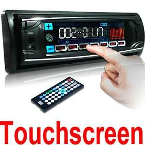 In Dash Car CD DVD Player iPhone iPod Aux SD USB AM FM Detachable