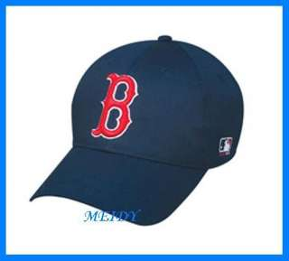 BOSTON RED SOX BASEBALL CAP * BRAND NEW MLB ISSUED HAT