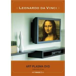 Art TV DVD Leonardo da Vinci Masterworks, Art Image LA Movies & TV