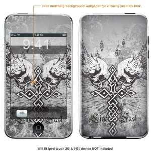Sticker for Ipod Touch 2G 3G Case cover ipodtch3G 197 Electronics