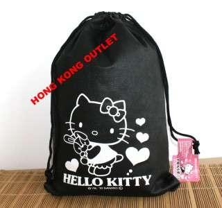 Sanrio Hello Kitty Big Size Draw String Bag E56c