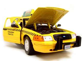 FORD CROWN VICTORIA LOS ANGELES TAXI CAB CHECKER 118