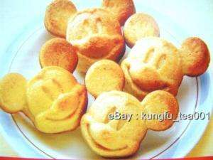 Mickey Mouse Cake Muffin Pudding Mold Jelly Mould 4P