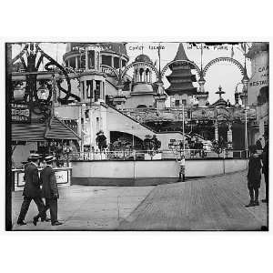 Coney Island Amusement Park Address