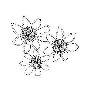 Penny Black Rubber Stamp 3X3.25 by Penny Black Arts, Crafts & Sewing