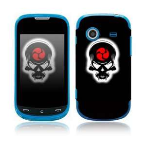 Samsung Character Decal Skin Sticker   Samurai Death Skull