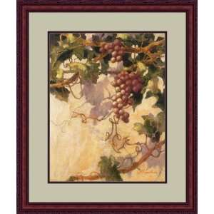 Harvest Time I by Joyce Kamikura   Framed Artwork