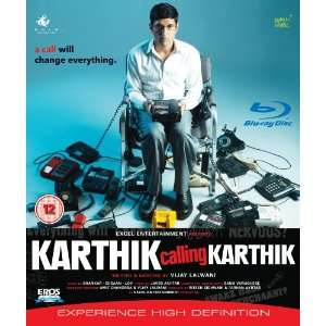 Karthik Calling Karthik Bollywood Blu Ray With English