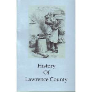 History of Lawrence County Tennessee unknown Books
