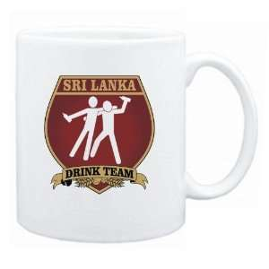 New  Sri Lanka Drink Team Sign   Drunks Shield  Mug