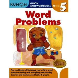 (Kumon Math Workbooks Grade 5) [Paperback] Kumon Publishing Books
