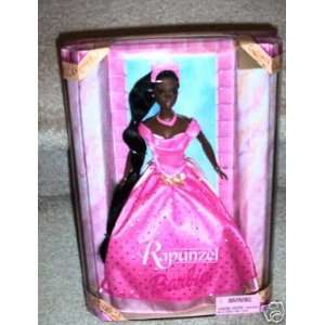 African American Rapunzel Barbie Toys & Games