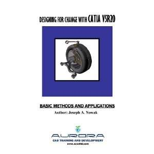 WITH CATIA V5R20 (BASIC METHODS AND APPLICATIONS):  Books