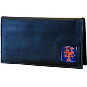 New York Mets Boxed Checkbook Cover   MLB Baseball Fan