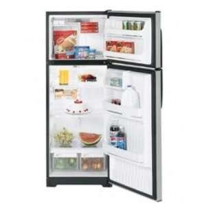 GE GTL17JBW 16.6 cu. ft. Freestanding Top Freezer Refrigerator