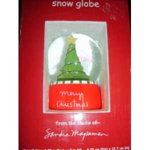 Snow Globe Merry Christmas Tree Toys & Games