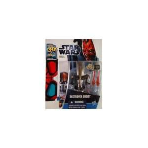 Star Wars Destroyer Droid #3 of 12 Toys & Games