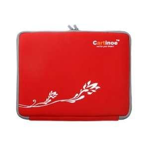 Red 8.9 10 10.1 10.2 Laptop Notebook Netbook Sleeve