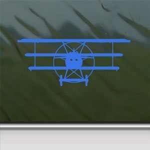 Baron WWI German Blue Decal Car Blue Sticker Arts, Crafts & Sewing
