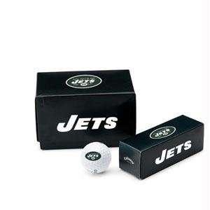 New York Jets NFL Team Logod Golf Balls (1 Dozen) by
